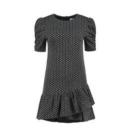 Rough Studios Rough Studios Dark Grey Susie Dress D207SS
