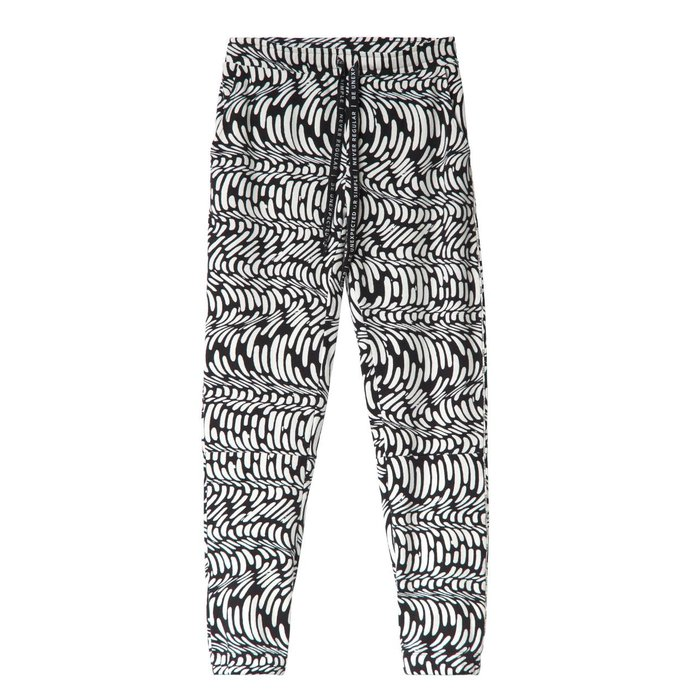 10Days Ecru Cropped Jogger Wave 20.007.0201/2