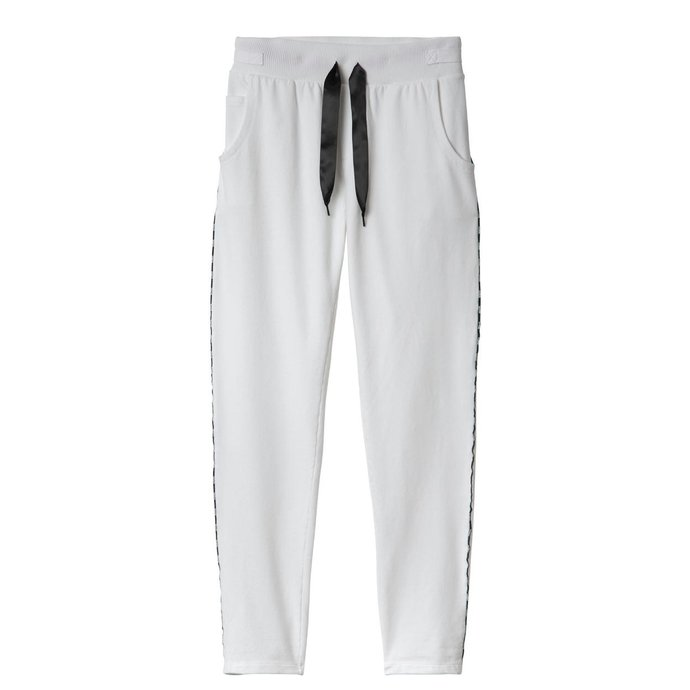 10Days White Jogger Piping 20.050.0201/2