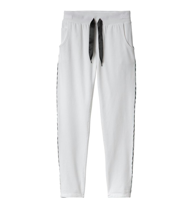 10Days 10Days White Jogger Piping 20.050.0201/2