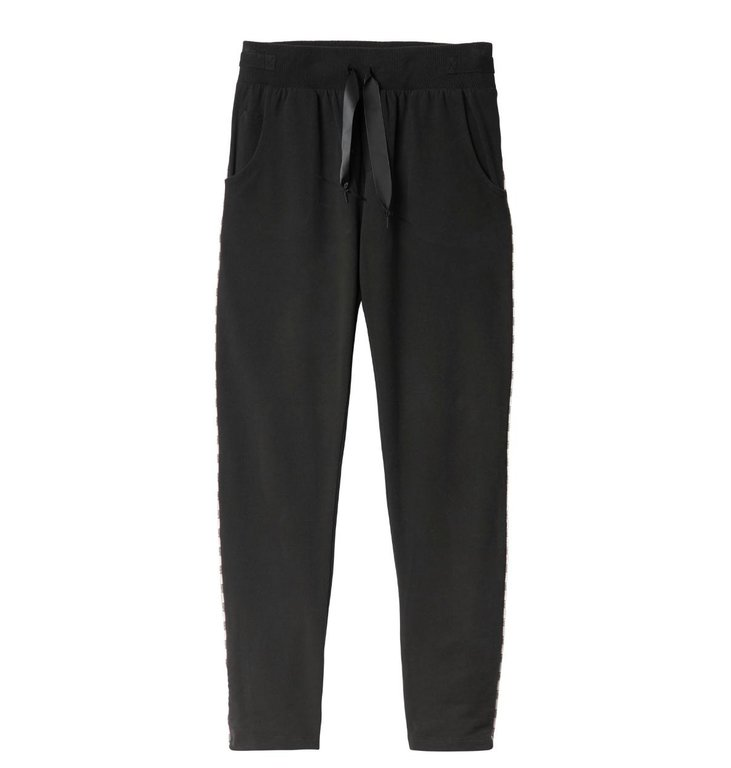 10Days 10Days Black Jogger Piping 20.050.0201/2