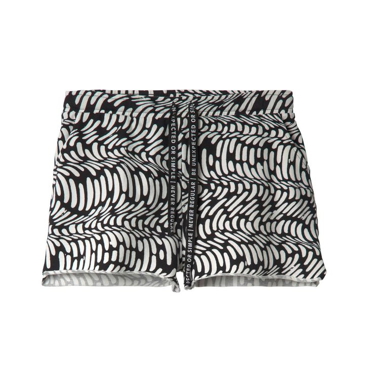 10Days 10Days Ecru Shorts Wave 20.207.0201/2