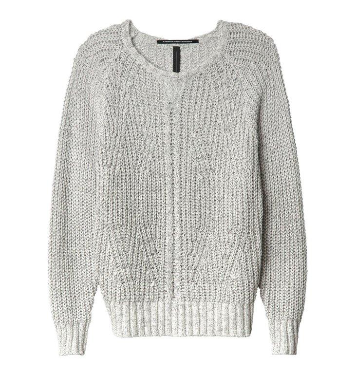 10Days 10Days White Sand Sweater Lurex 20.605.0201/2