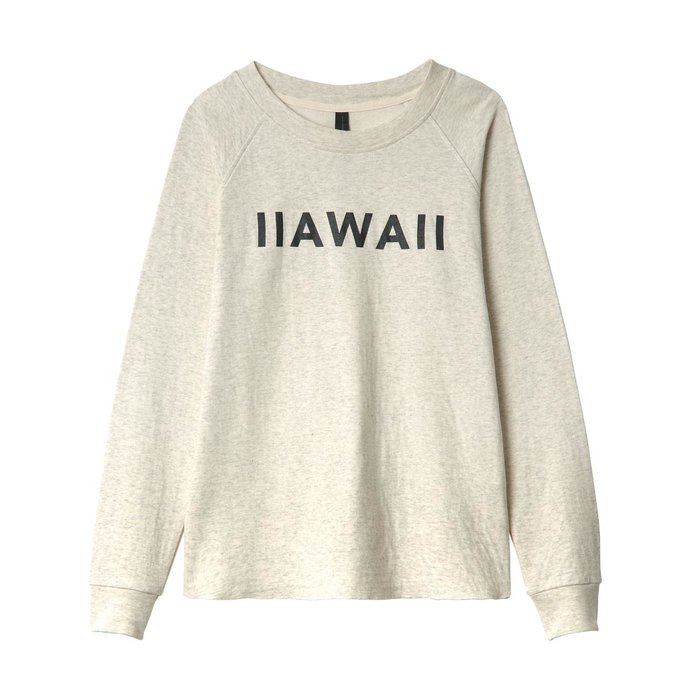 10Days Soft White Melee Beach Sweater 20.804.0201/2