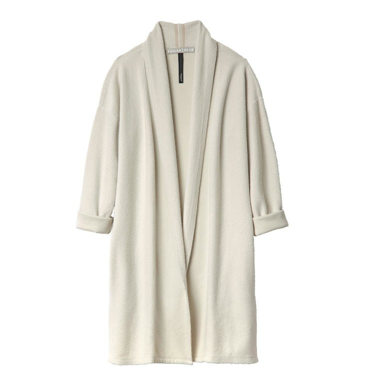 10Days 10Days White Sand Cardigan Terry 20.853.0201/2