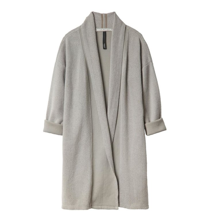 10Days 10Days Taupe Cardigan Terry 20.853.0201/2