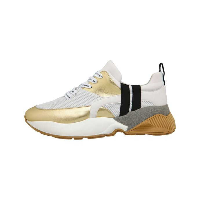 10Days Gold Tech Sneakers 20.934.0201/2