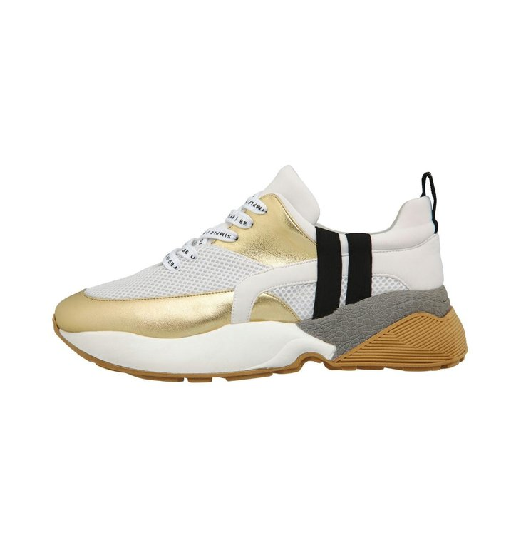 10Days 10Days Gold Tech Sneakers 20.934.0201/2