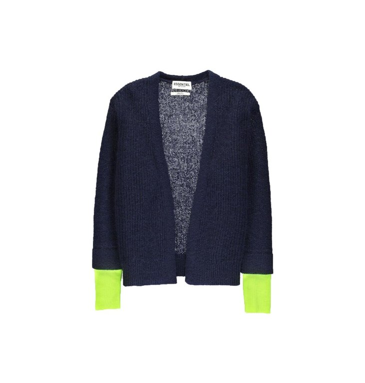 Essentiel Antwerp Essentiel Antwerp Navy Cardigan Vunglasses