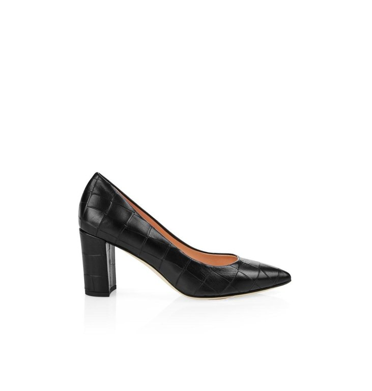 Marc Cain Marc Cain Black Pumps NBSD03-L07