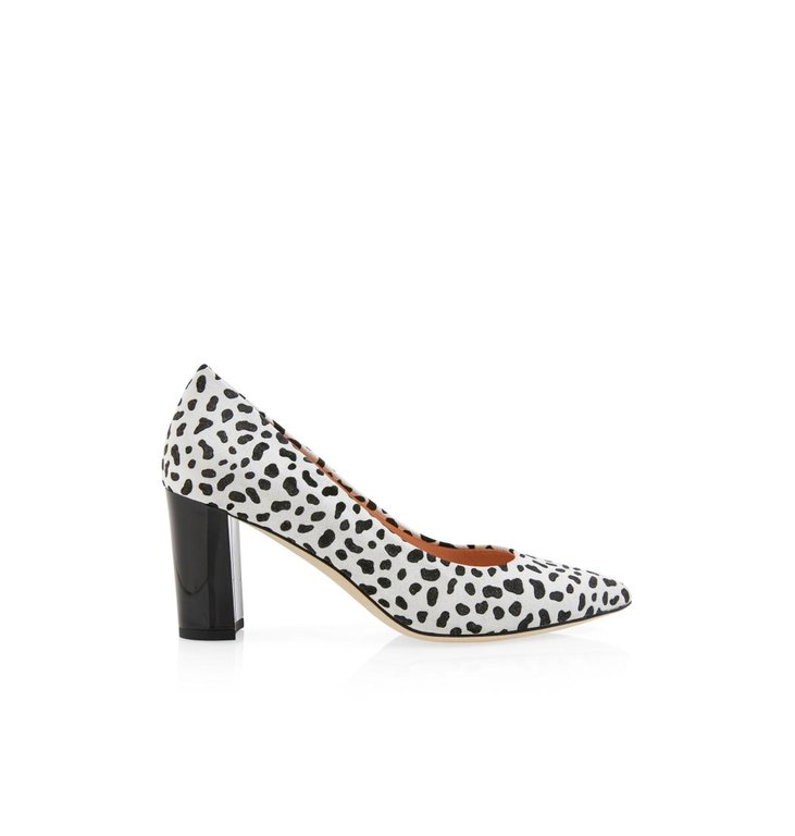 Marc Cain Marc Cain Black/White Pumps NBSD03-L11
