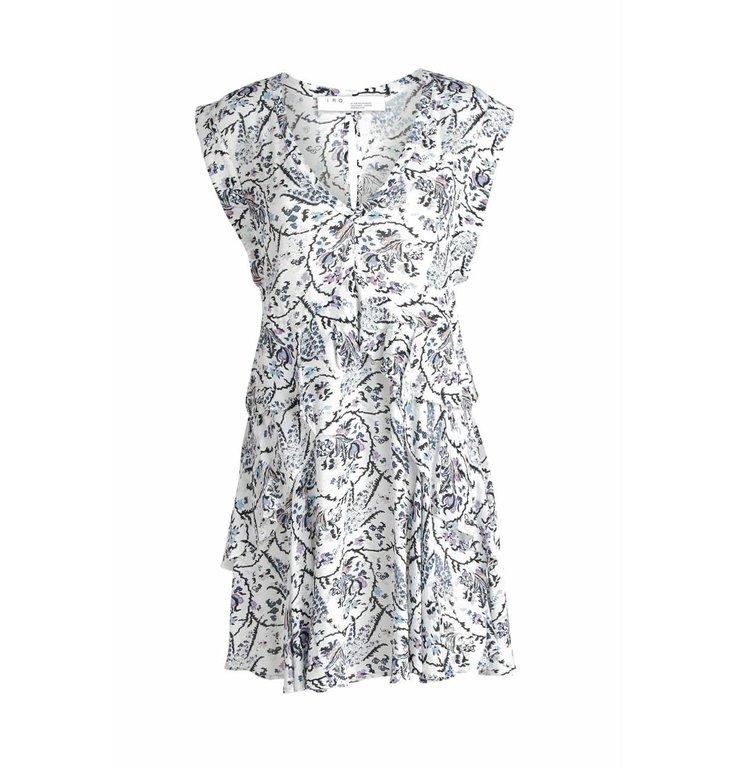 IRO IRO White Print Dress Variety