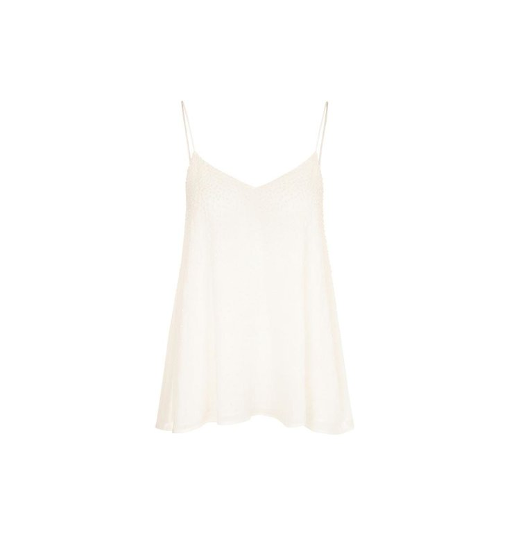 Marc Cain Marc Cain Off White Top NA6104-W18
