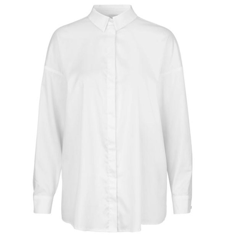 Notes du Nord Notes du Nord White Kira Shirt 10995