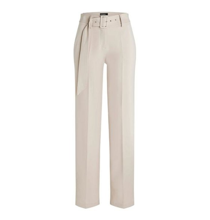 Cambio Cambio Beige Maurice Trousers 6047-0345-00