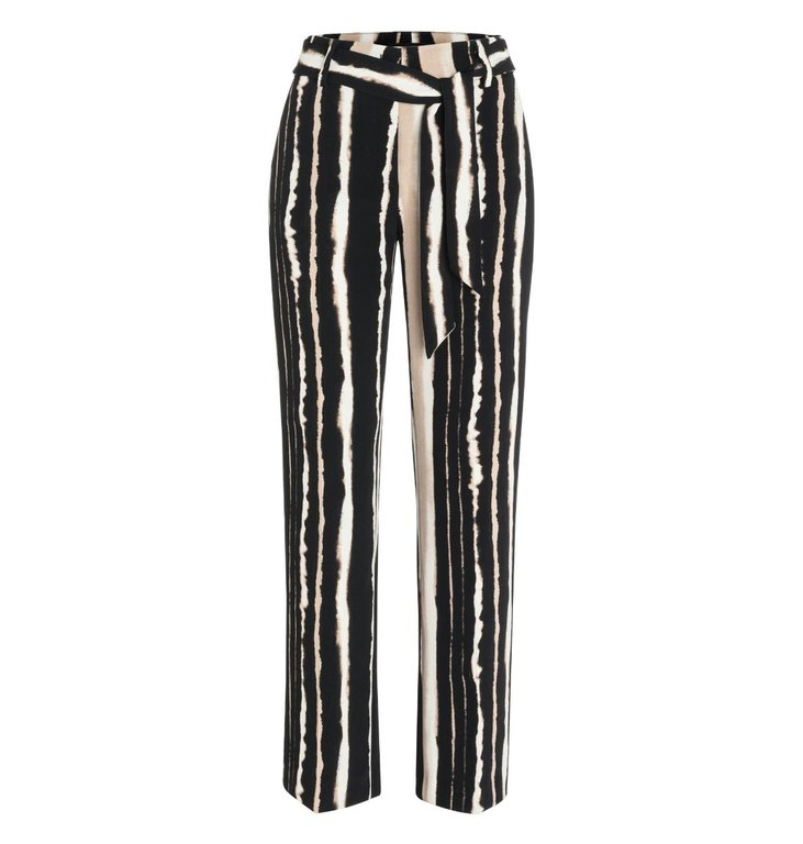 Cambio Cambio Striped Malice Trousers 6771-0373-01