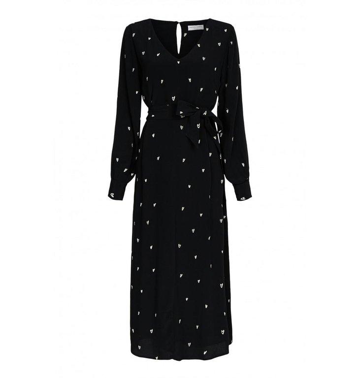 Fabienne Chapot Fabienne Chapot Black Dress Danira Lou