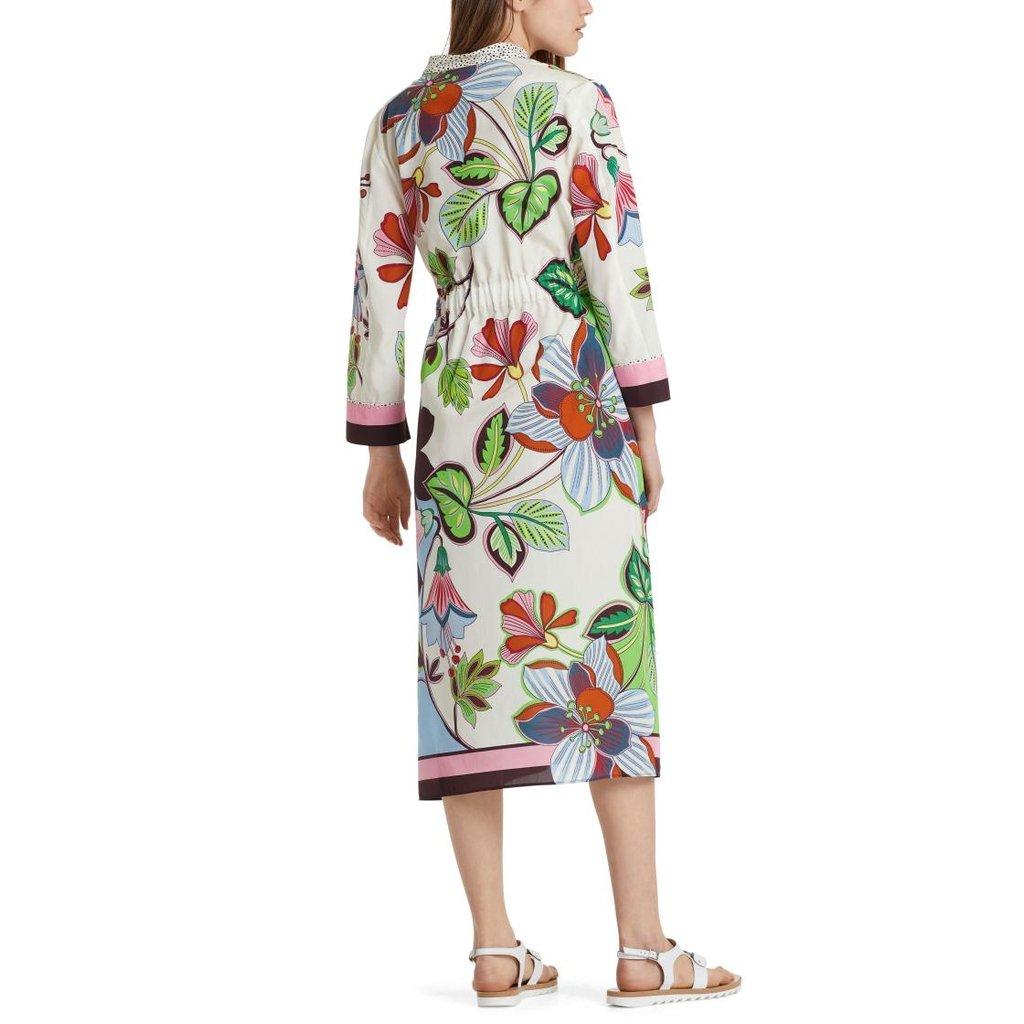 Marc Cain Multicolour Floral Dress NA2112-W08