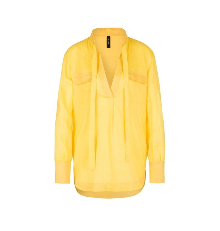 Marc Cain Marc Cain Yellow Blouse NC5126-W53