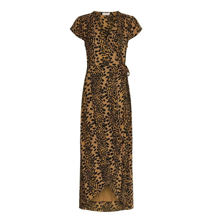 Fabienne Chapot Fabienne Chapot Brown Dress Archana