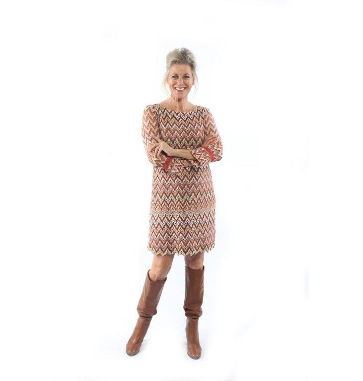 Ana Alcazar Ana Alcazar Roest Tunic Dress 047797-2911
