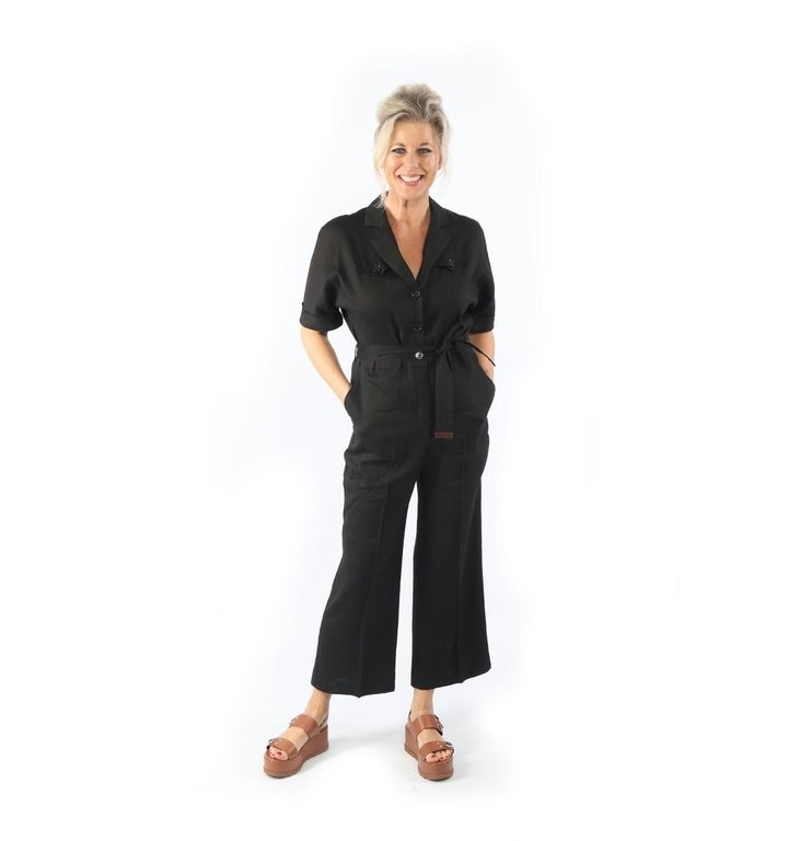 Marc Cain Marc Cain Black Overall NC2903-W47