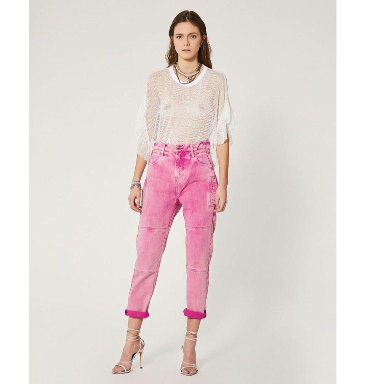 IRO IRO Pink Jeans Breeze