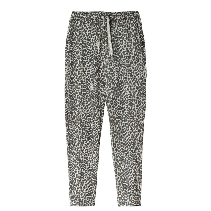 10Days White Sand Pants Leopard 20.057.0201/3