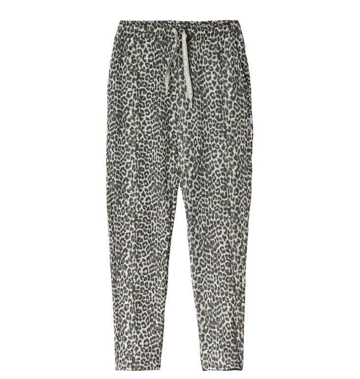 10Days 10Days White Sand Pants Leopard 20.057.0201/3