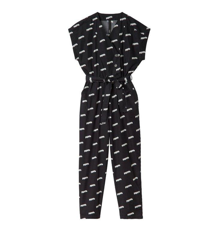 10Days 10Days Black Jumpsuit PNPPL 20.082.0201/3