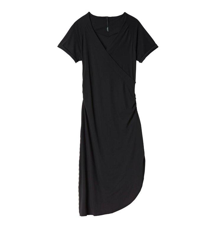10Days 10Days Black Greek Dress 20.313.0201/3