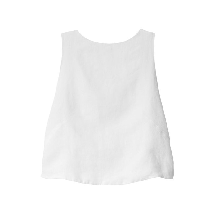 10Days White Top Knot Linen 20.464.0201/3