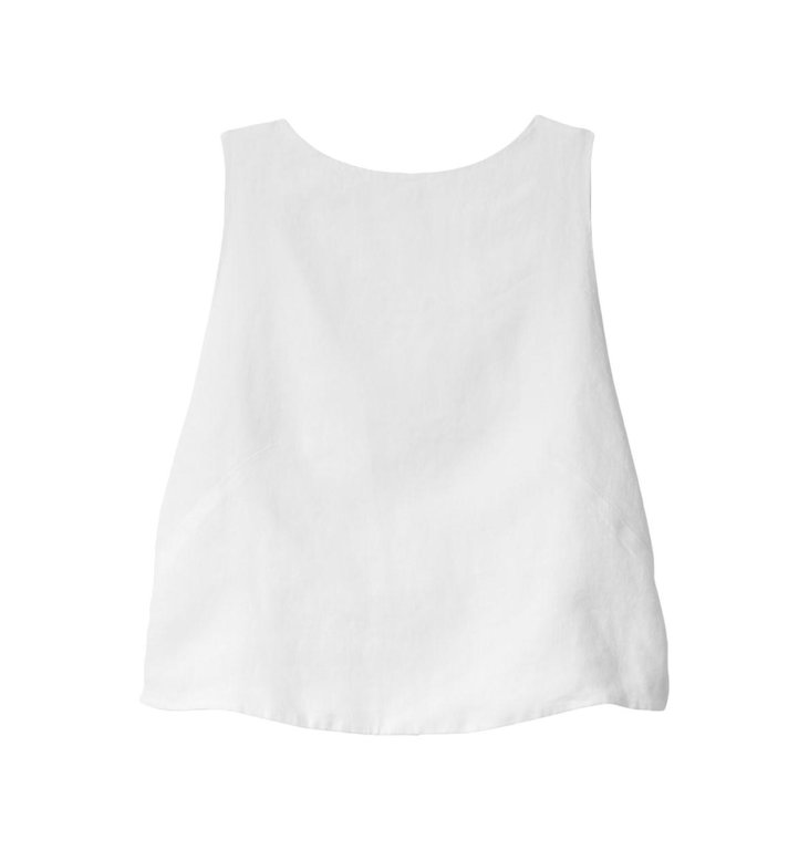 10Days 10Days White Top Knot Linen 20.464.0201/3