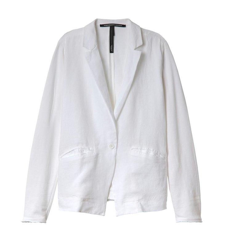 10Days 10Days White Blazer Linen 20.504.0201/3