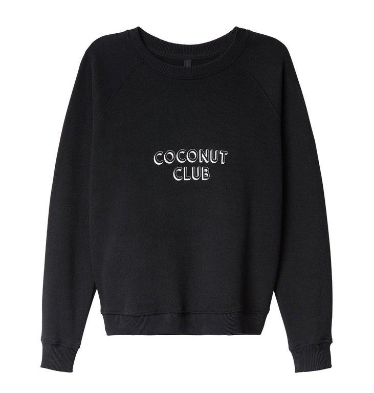 10Days 10Days Black Sweater Coconut Club 20.805.0201/3