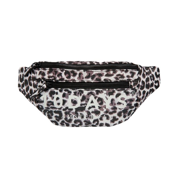 10Days 10Days White Sand Fanny Pack Leopard 20.965.0201/3