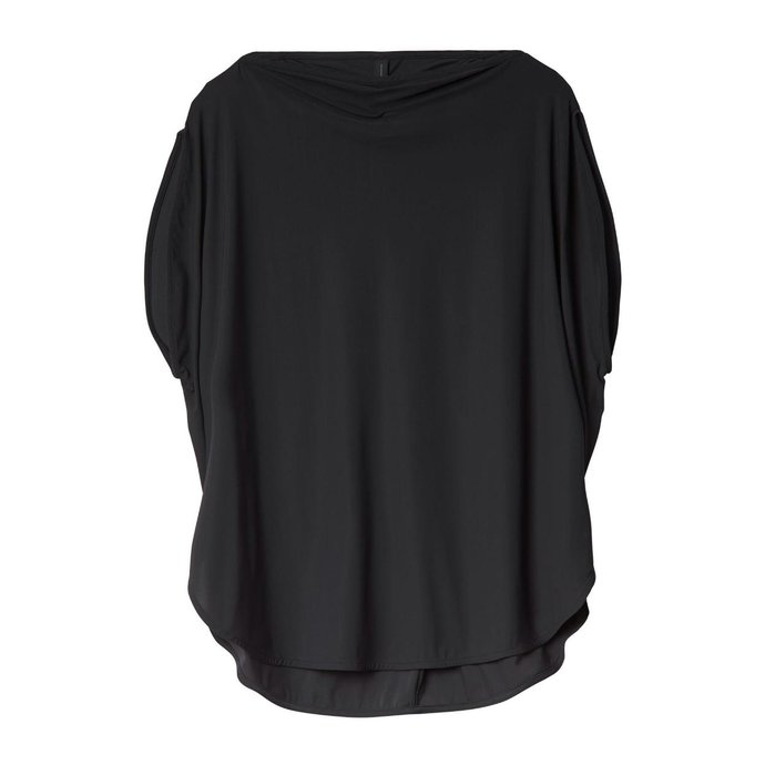 10Days Black Sporty Top 20.455.0201/3