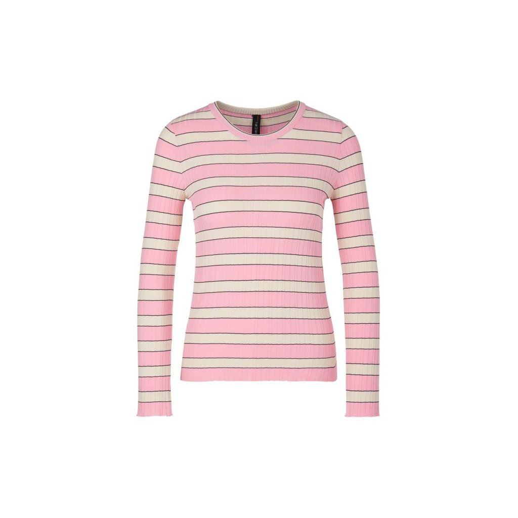 Marc Cain Pink/Multi Colour Sweater NS4136-M02