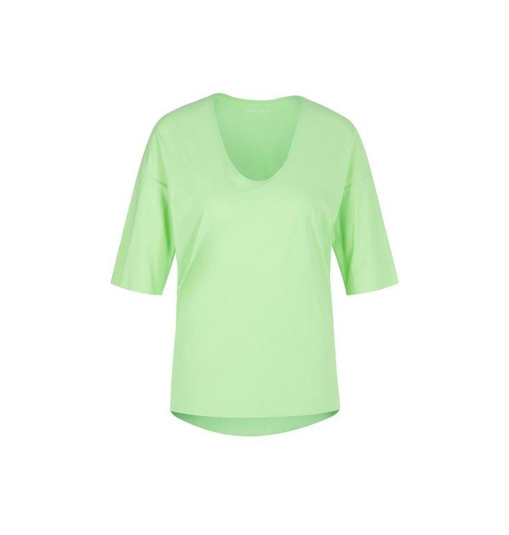 Marc Cain Marc Cain Green T-shirt NS4848-J05