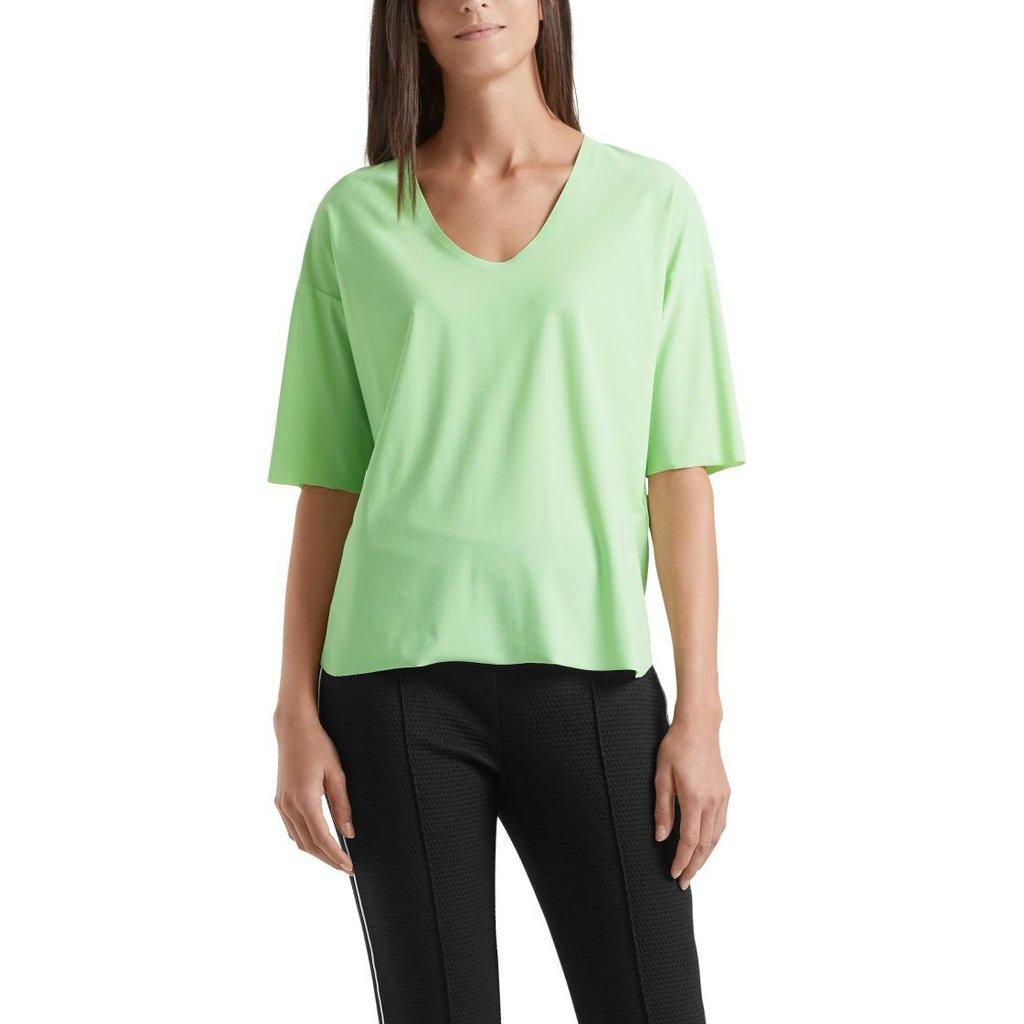 Marc Cain Green T-shirt NS4848-J05