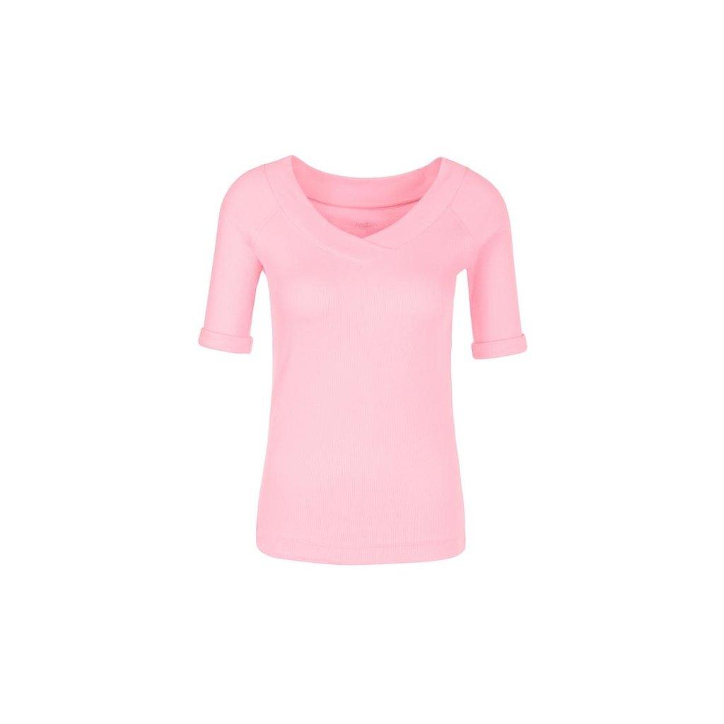 Marc Cain Pink T-shirt NS4888-J50