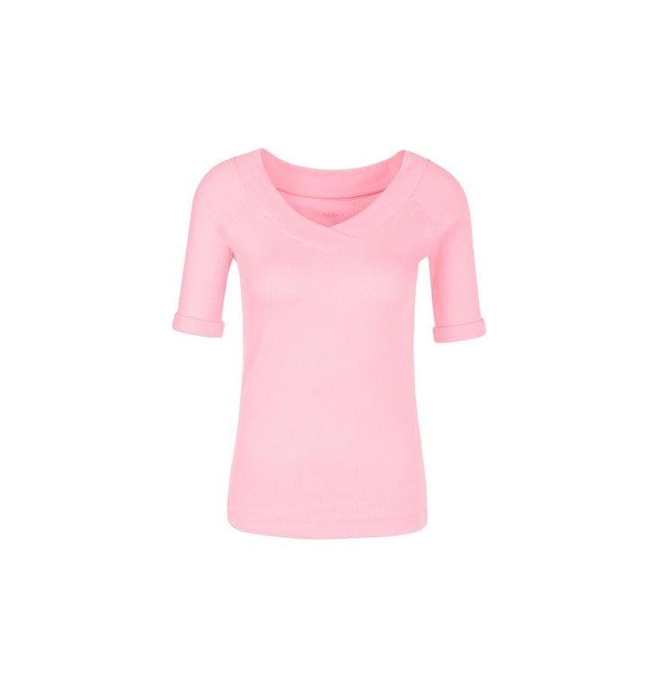 Marc Cain Marc Cain Pink T-shirt NS4888-J50