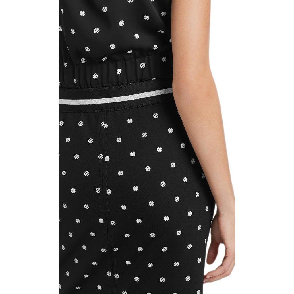 Marc Cain Black Skirt NS7130-J72