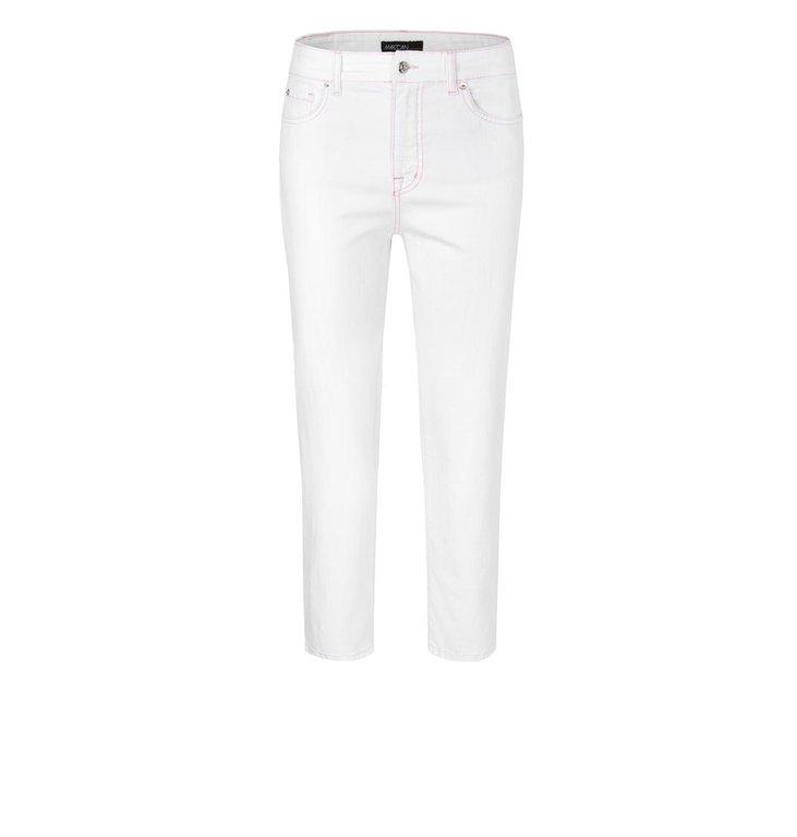 Marc Cain Marc Cain Off White Jeans NS8208-D09