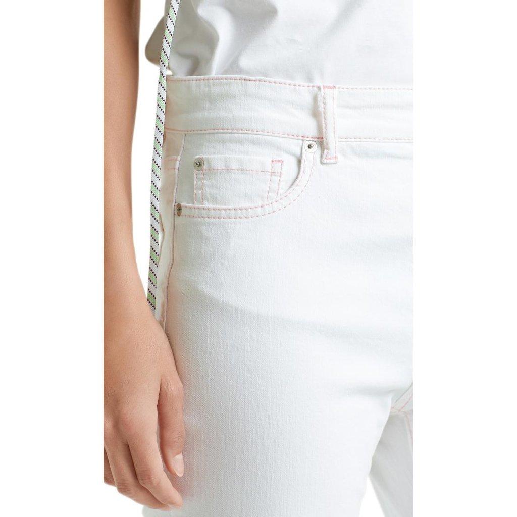 Marc Cain Off White Jeans NS8208-D09