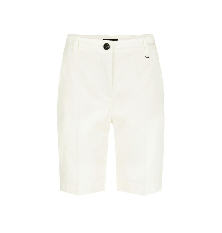 Marc Cain Marc Cain Off White Shorts NS8304-W46