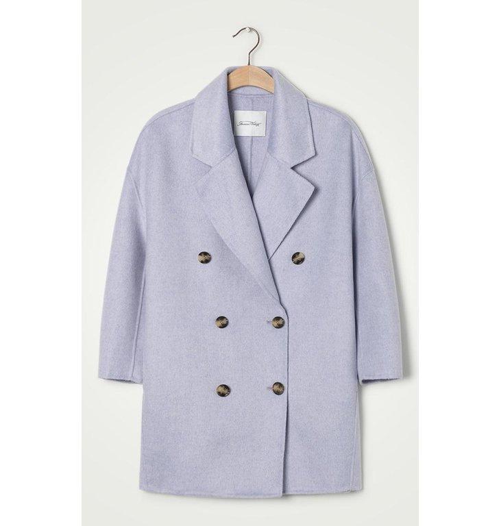 American Vintage American Vintage Lila Short Coat Dado406