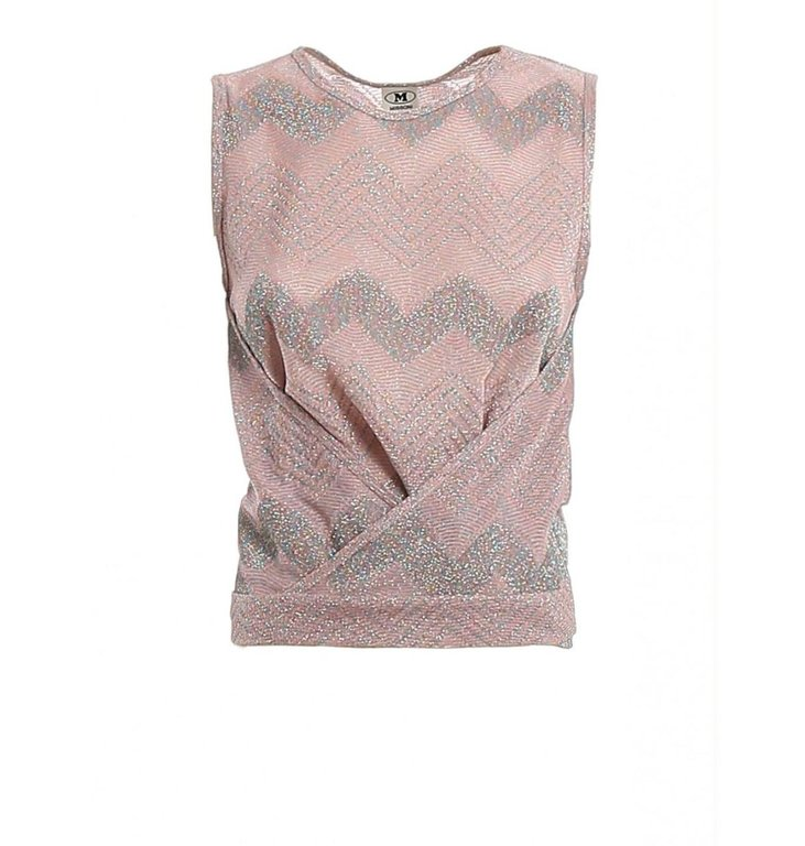 Missoni Missoni Pink Top 2DJ00087