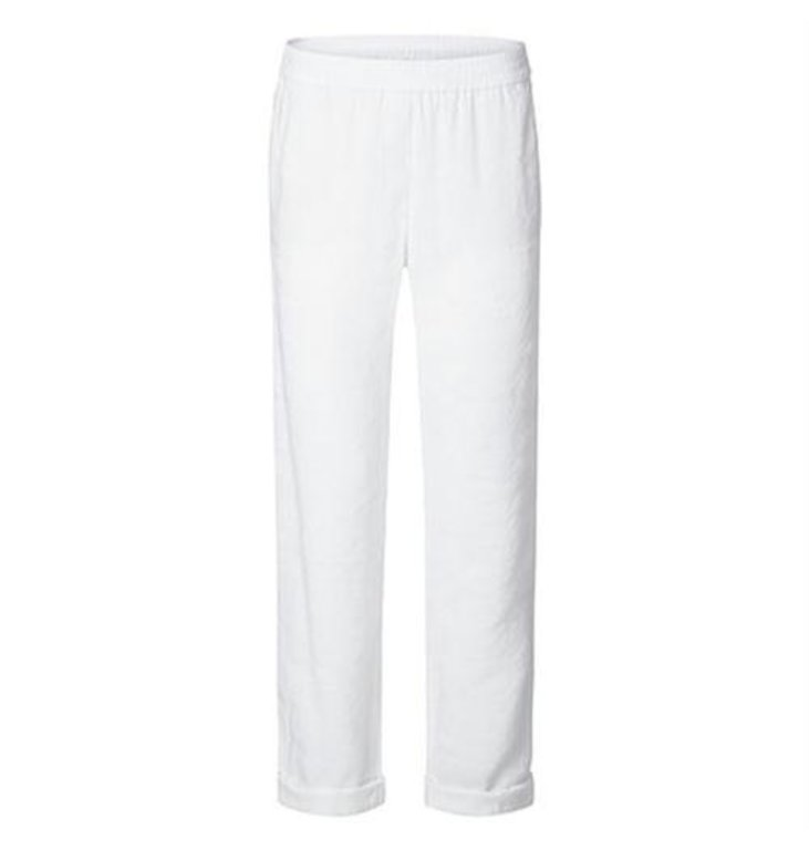 Marc Cain Marc Cain Off White Pantalon NC8159-W47