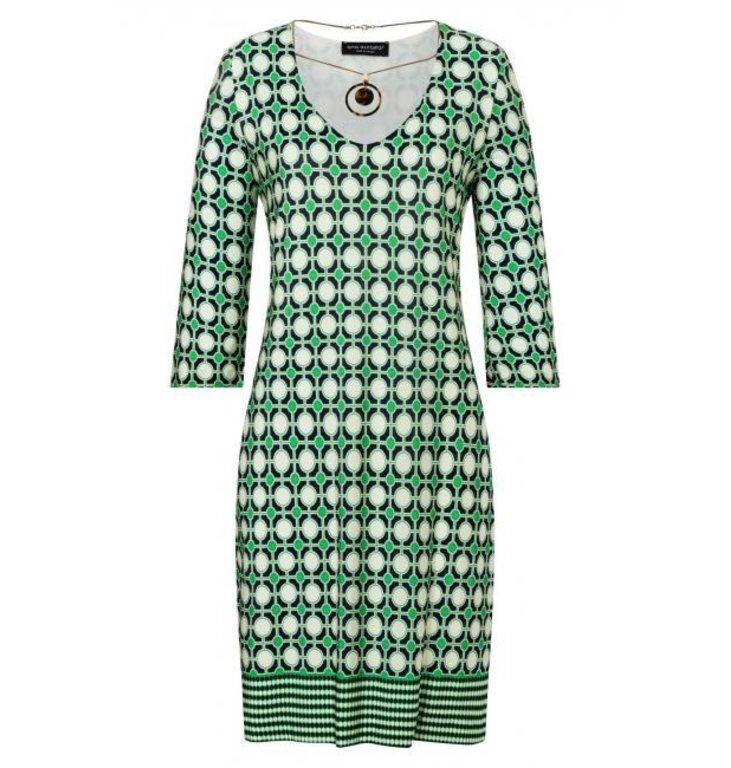 Ana Alcazar Ana Alcazar Green Dress Print 047727-2892